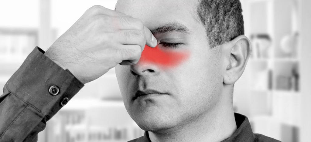 Discover Causes and Relief of Sinus Pain and Pressure | SUDAFED®