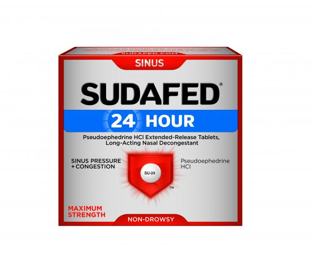 of sudafed pe adult liquid dosage