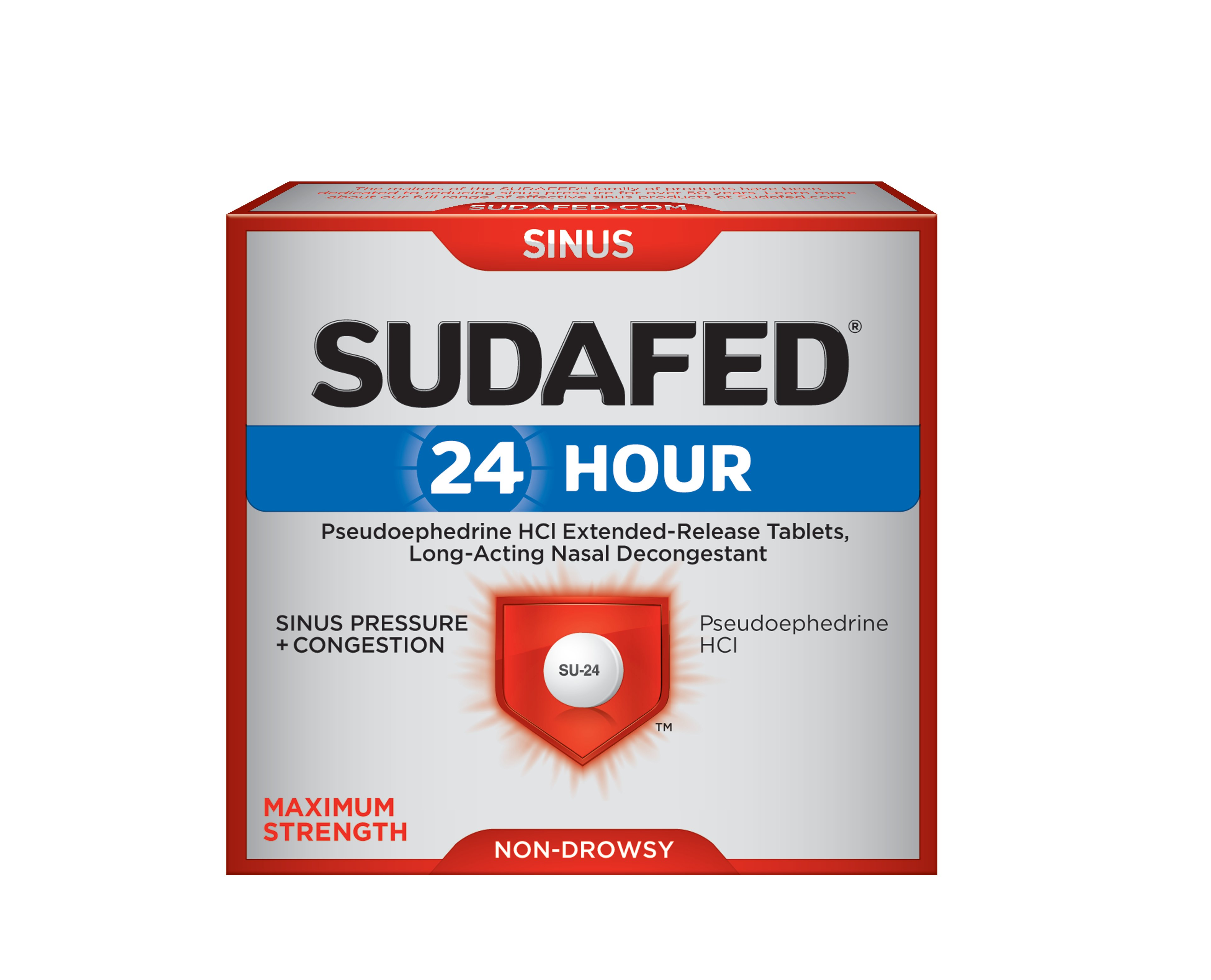 SUDAFED® 24 HOUR